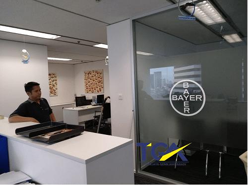 +62 821 25 888 798 Terpercaya! Pemasangan Peredam Ruang di Kantor PT Bayer Indonesia Karet Tengsin, Jakarta Pusat