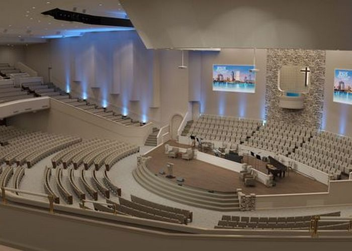 Ahli Desain Akustik ruangan gereja jakarta