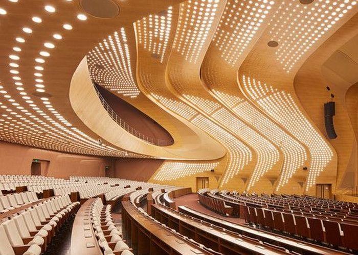 Jasa Kontraktor Peredam Suara Ruangan gedung teater (3)