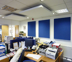 kedap suara ruang kerja sound reduction system