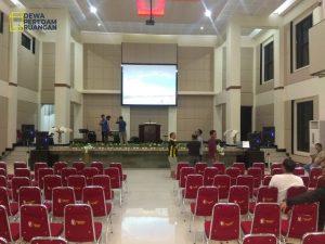 akustik gereja